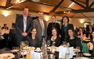 Dinner with vice chancellor