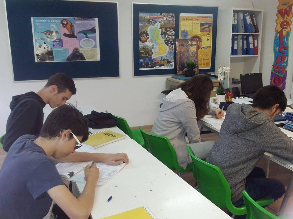 Long-term English program